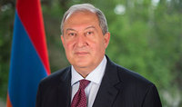 Поздравительное послание Президента Республики Армена Саркисяна по случаю праздника Рождества Иисуса Христа и Богоявления