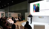 Հաջողության տարիքն ավելի ու ավելի է երիտասարդանում․ նախագահ Սարգսյանն Աբու Դաբիում որպես գլխավոր բանախոս հանդես է եկել «Երիտասարդները հանուն կայունության» խորագրով համաժողովում