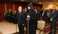President Armen Sarkissian in Sharjah met with the representatives of the Armenian community: today Armenia is strong also because of you