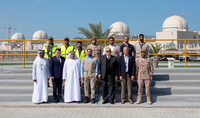 President Armen Sarkissian in Abu Dhabi visited the Barakah nuclear power plant: Armenia should remain one of the world's sicientific and engineering expertise centers