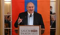 «Мы имеем дело с «новыми дверями», ведущими в будущее», - Президент Армен Саркисян встретился с членами торговой палаты Швейцария – Армения и швейцарскими предпринимателями