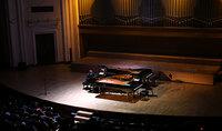 Նախագահը և տիկին Նունե Սարգսյանը ներկա են գտնվել «Հայ դաշնամուրային երաժշտություն» նախագծի համերգին