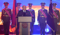 Our Army has victorious spirit and mind: President Armen Sarkissian participated at the festive event dedicated to the Army Day