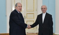Newly appointed Ambassador of Iran presented his credentials to President Armen Sarkissian: good neighbors, supporting each other at difficult times