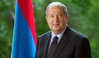 Будем вместе опорой нашему солдату, офицеру, сохраним мир в нашем доме и в обществе – послание Президента Республики Армена Саркисяна