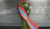Հարգանքի տուրք 2008թ. մարտի 1-ի ողբերգական դեպքերի զոհերի հիշատակին