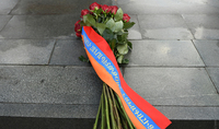 Tribute to the memory of the victims of the tragic events of March 1, 2008