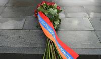 Дань уважения памяти жертв трагических событий 1 марта 2008г.