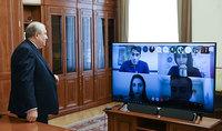 Դասախոսությունների շարք և նախագահական մրցույթ. նախագահ Արմեն Սարգսյանը հեռավար ուսուցմամբ նախաձեռնել է առցանց դասախոսությունների շարք ուսանողների համար