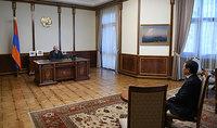 Նախագահ Արմեն Սարգսյանն ընդունել է Հայաստանում Չինաստանի Ժողովրդական Հանրապետության դեսպանին