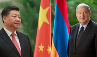 President Sarkisisan sent a letter to the President of PRC Xi Jinping: China's experience in the containment and efficient fight against the coronavirus is instructive for Armenia
