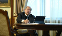 President Sarkissian proposed the German side to look into the possibility of establishing in Armenia a joint venture on the production of artificial lung ventilation devices: conversation with the Ambassador of Germany through a video call