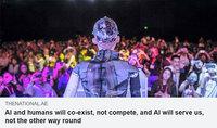Արհեստական բանականությունը և մարդիկ կգոյակցեն, չեն մրցի, և արհեստական բանականությունը կծառայի մեզ, և ոչ թե հակառակը. Արմեն Սարգսյան