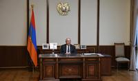 Президент Саркисян инициировал встречи с политическими силами, представителями общественного сектора и специалистами по обусловленной пандемией коронавируса ситуации и её экономическим последствиям