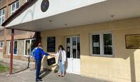 По поручению Президента Республики Аппарат Президента продолжает оказывать социальную помощь пожилым и семьям приграничных общин