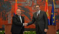 President Armen Sarkissian spoke on the phone with President Aleksandar Vučić: Serbia is ready to assist Armenia in the fight against coronavirus