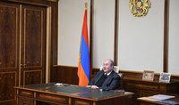 Создание «Армянского парка» и Гурджиевского сада будет иметь важное значение для Еревана и Гюмри. Президент Армен Саркисян обсудил свои инициативы с архитектором Сашуром Калашяном