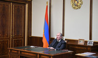 Creation of the Hay Park and Gyurjiev Park will be very important for Yerevan and Gyumri: President Sarkissian discussed his initiatives with the architect Sashur Kalashian