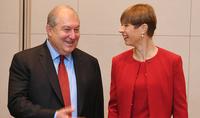 Էստոնիան աջակցություն է տրամադրել  «Հայաստանի մանուկներ» հիմնադրամին՝ համավարակի դեմ պայքարի համար. Հայաստանի և Էստոնիայի նախագահները հեռախոսազրույց են ունեցել