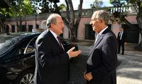 Նախագահ Սարգսյանը շնորհավորական ուղերձ է հղել Մարսելու Ռեբելու Դե Սոուզային ազգային տոնի՝ Պորտուգալիայի օրվա առթիվ
