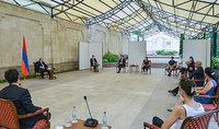 Նոր էջ հայ-ֆրանսիական հարաբերություններում. նախագահ Արմեն Սարգսյանը հյուրընկալել է ֆրանսիացի բուժաշխատողների խմբին