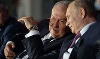 «В России высоко ценят Вашу активную заинтересованность в развитии российско-армянских союзнических отношений», - Владимир Путин поздравил Армена Саркисяна