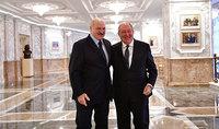 «Неоценим Ваш вклад в развитие дружественных белорусско-армянских отношений», - Александр Лукашенко поздравил Президента Армена Саркисяна с Днём рождения