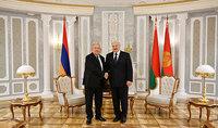 Նախագահ Արմեն Սարգսյանը շնորհավորական ուղերձ է հղել Ալեքսանդր Լուկաշենկոյին՝ Բելառուսի Անկախության օրվա առթիվ