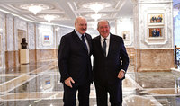 Նախագահ Արմեն Սարգսյանը հեռախոսազրույց է ունեցել Բելառուսի նախագահ Ալեքսանդր Լուկաշենկոյի հետ