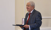 President Sarkissian handed awards to a group of representatives of the musical, arts, and sport areas: I am glad that your years-long dedicated patriotic work is appreciated not only with awards but also with people's respect