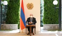 За арифметикой человеческие жизни, наша страна, культура, наш город. Президент Армен Саркисян сказал о законе, касающемся налога на имущество