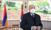 Ընտրություններից հետո Արցախը միասնականության օրինակ է ցույց տալիս. նախագահ Արմեն Սարգսյան
