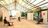 Համատեղ ջանքերի շնորհիվ երկկողմ օրակարգը շարունակաբար կընդլայնվի. նախագահ Արմեն Սարգսյանը հյուրընկալել է Ֆրանսիայի արտակարգ և լիազոր դեսպանին