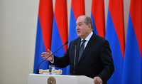 President of Armenia, Chairman of the Board of Trustees of Hayastan All-Armenian Fund Armen Sarkissian made an appeal: fortify and empower our border communities through joint efforts