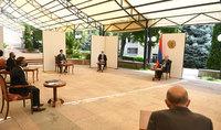 Индия продолжает помогать Армении в борьбе с коронавирусом – Президент Саркисян