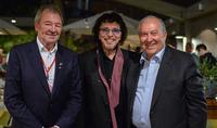 «Շնորհակալ եմ 1990 թվականից ի վեր մեր երկրի բարեկամը լինելու համար». նախագահ Սարգսյանը շնորհավորել է ռոք-երաժիշտ Իեն Գիլանին՝ ծննդյան 75-ամյակի առթիվ
