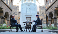 President Sarkissian congratulated His Holiness Supreme Patriarch and Catholicos of All Armenians Garegin II on the occasion of his birthday anniversary
