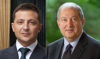 Նախագահ Արմեն Սարգսյանը շնորհավորել է Ուկրաինայի նախագահին՝ երկրի ազգային տոնի առթիվ