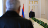 Ceremony of swearing in judges took place at the Presidential Palace: I wish you fulfill your high duty with great responsibility