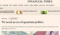 We need an era of quantum politics
