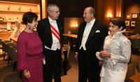 Президента Армена Саркисяна по случаю Праздника Независимости Армении поздравил Президент Австрии