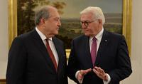 Германия продолжит как надёжный партнёр стоять рядом с Арменией – Президент Штайнмайер направил поздравительное послание Армену Саркисяну