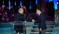 Եվս մեկ անգամ համոզվեցի, որ մեր ժողովուրդը բազմաթիվ տաղանդավոր զավակներ ունի. նախագահ Արմեն Սարգսյանը մասնակցել է «Մեր ժամանակի հերոսը» մրցանակաբաշխությանը