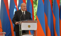 Речь Президента Республики Армена Саркисяна на церемонии вручения премий по случаю Праздника Независимости