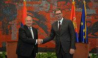 Առկա է համագործակցությունը բարելավելու փոխադարձ ցանկության. նախագահ Սարգսյանին շնորհավորել է Սերբիայի նախագահ Ալեքսանդր Վուչիչը