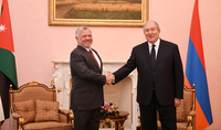 President Sarkissian continues to receive congratulations on the occasion of Independence Day