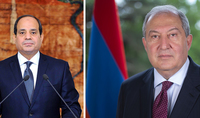 President Armen Sarkissian appealed to the heads of some Arab states on the occasion of Azerbaijan's military actions against Artsakh