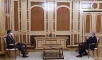 Նախագահ Արմեն Սարգսյանը հանդիպել է Հայաստանում Ֆրանսիայի դեսպանի հետ