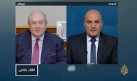 Армяне не позволят, чтобы Геноцид повторился – интервью Президента Армена Саркисяна телекомпании Al Jazeera