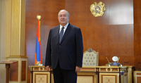 President Armen Sarkissian's congratulatory message on the Occasion of Teacher's Day
